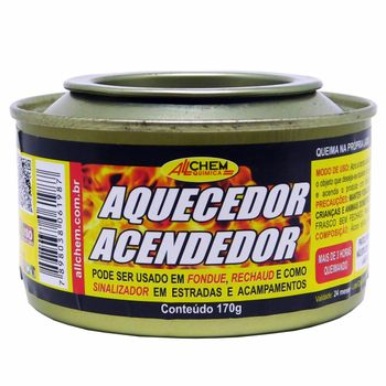 Aquecedor/Acendedor 12x170 g