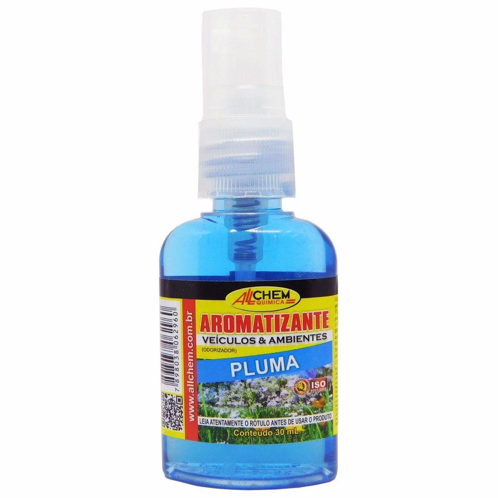 Aromatizante Pluma Spray Allchem 12x30 ml