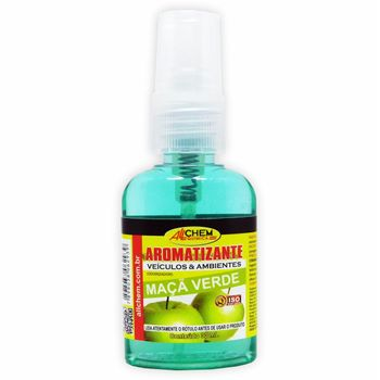 Aromatizante Spray Maça Verde 12x30 mL