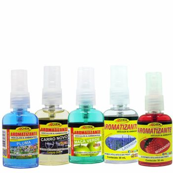 Aromatizante Spray Misto 20x30 mL