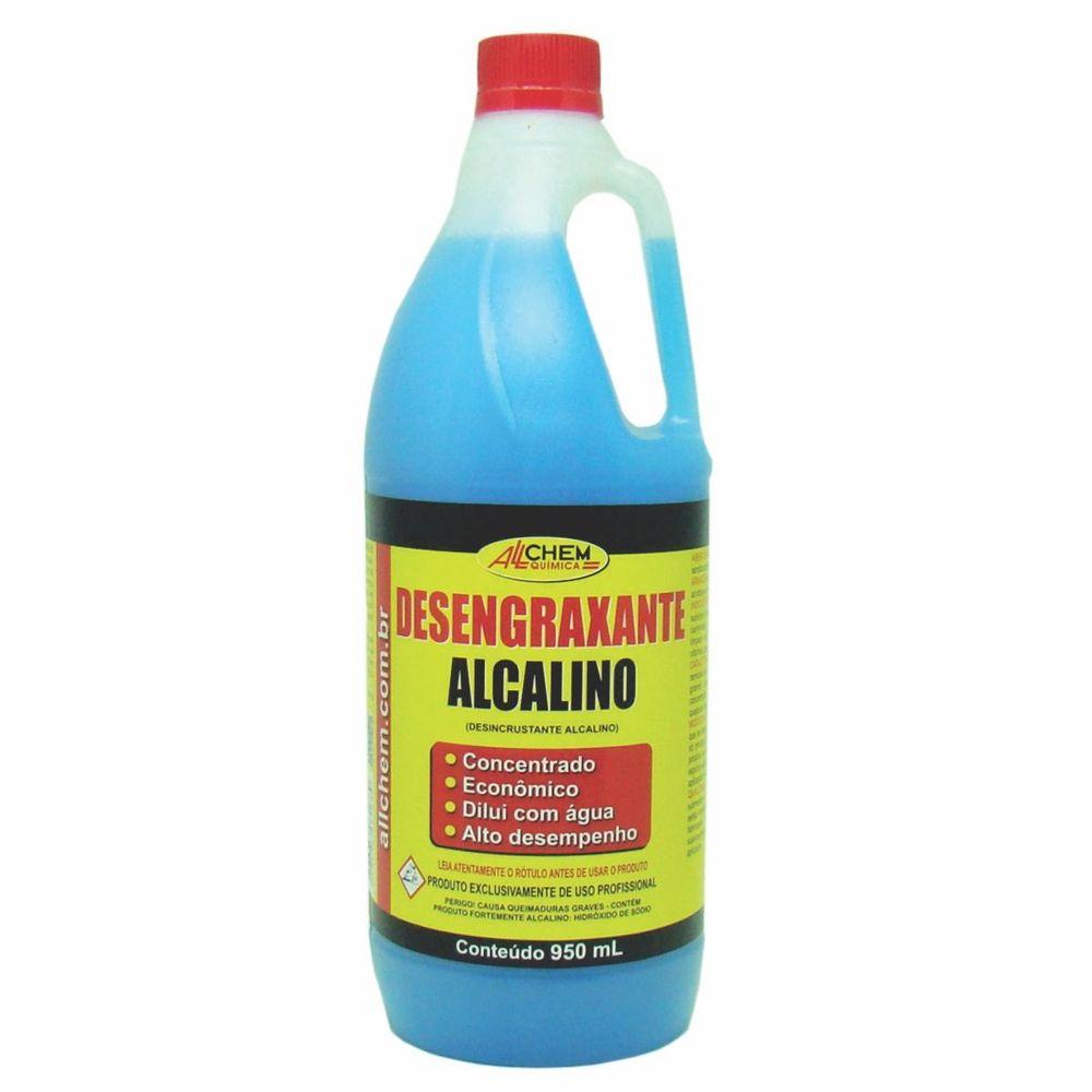 Desengraxante Alcalino 12x950 mL