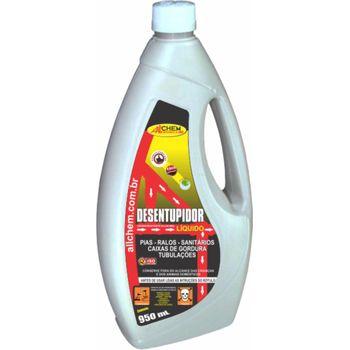 Desentupidor Liquido 6x950 mL