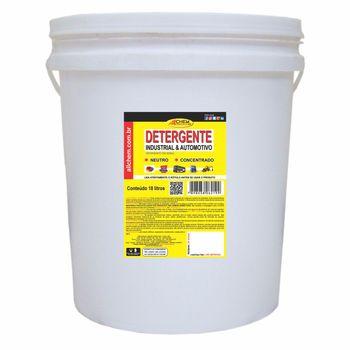 Detergente Automotivo e Industrial 18 Litros