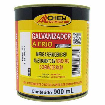 Galvanizador a Frio Alumínio 4x900 mL