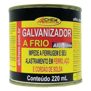 Galvanizador a Frio Alumínio 6x220 mL