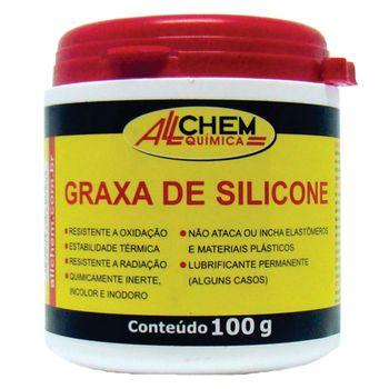 Graxa de Silicone 12x100 g