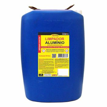 Limpador de Alumínio 50 Litros