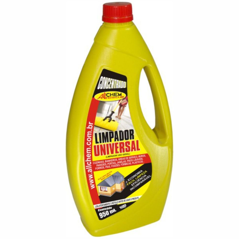 Limpador Universal 12x950 mL