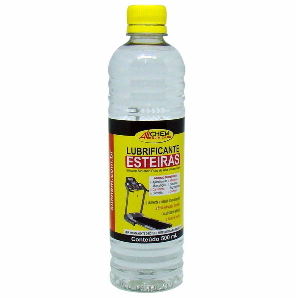 Lubrificante Esteira 12x500 mL