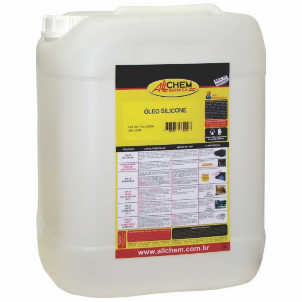 Oleo de Silicone V1250 20 Litros
