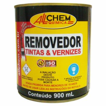 Removedor de Tintas e Vernizes 6x900 mL