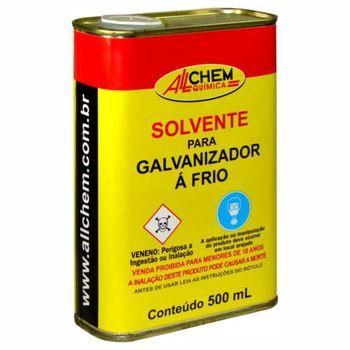 Solvente para Galvanizador a Frio 6x500 mL