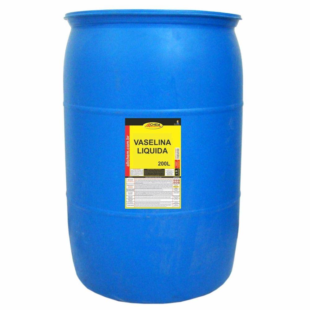 Vaselina Liquida 200 Litros