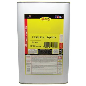 Vaselina Liquida 2x5 Litros