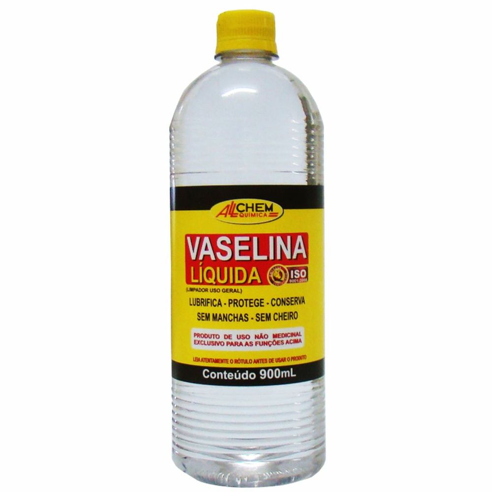 Vaselina Liquida 6x900 mL