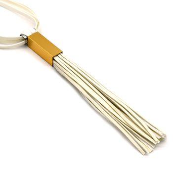 Colar Tassel Dourado