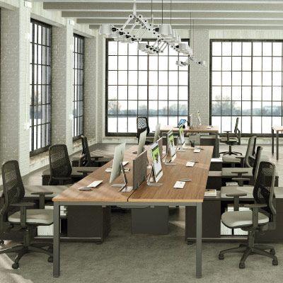 Mesa de Trabalho Plataforma