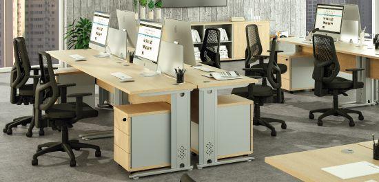 Mesa de Trabalho Linear