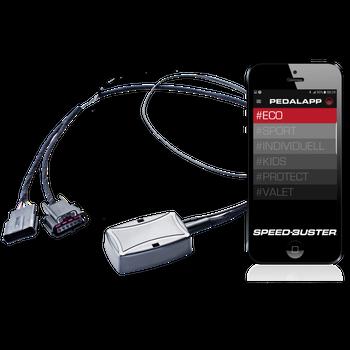 PedalBox Speed-Buster c/ App - Renault