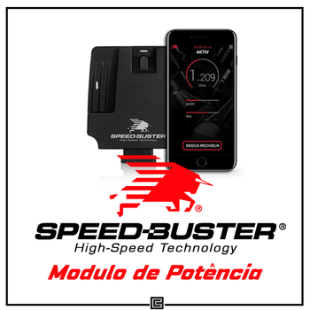 Speed-Buster CTR & CTRS c/ App