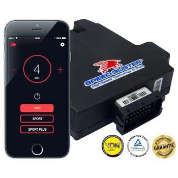 Speed-Buster c/ App - A6 3.0 / A7 3.0 / Q7 3.0 / Q7 Racing 3.0 / S4 3.0 / S4 Racing 3.0 / S5 3.0 / S5 Racing 3.0
