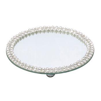 Suporte c/ Espelho 20 cm