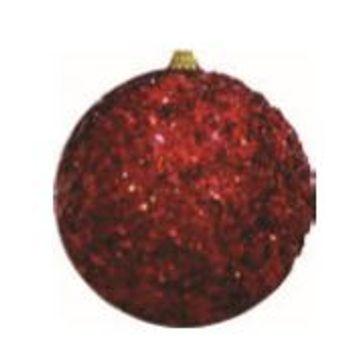 Bola Vermelha 8 cm