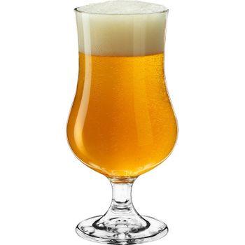 Conjunto de 6 Taças para Cerveja 420 ml Vidro