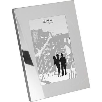 Porta Retrato 10x15cm Aluminio Prata