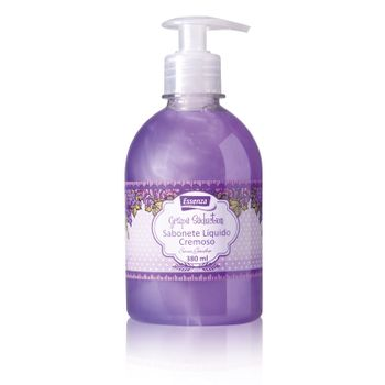 Sabonete Liquido Cremoso Grape Seduction 380 ml