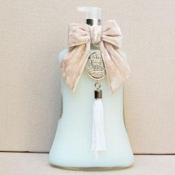 Sabonete Liquido Vidro Oval 430 ml Lavanda Inglesa
