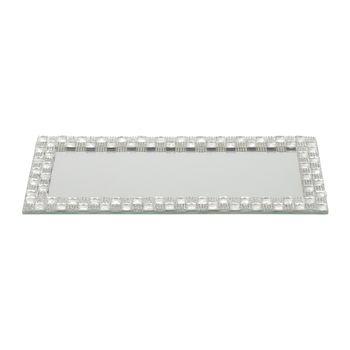 Suporte c/ Espelho 28 x 13 cm