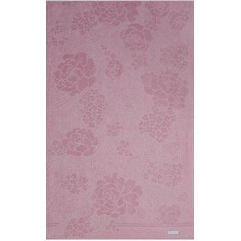 Toalha Banho Borgonha cor Rosa Envelhecido