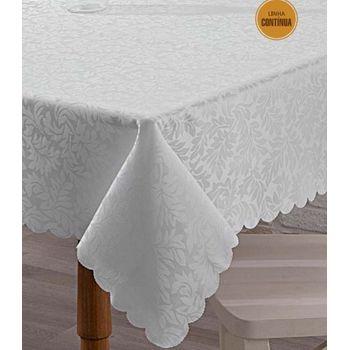 Toalha de Mesa 180 x 400 cm Branca