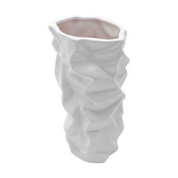 Vaso Cerâmica Waves 25,4 cm