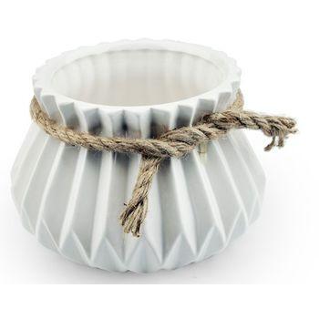 Vaso de Cerâmica 15X10 cm