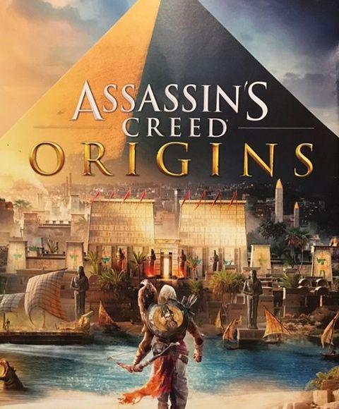 Assasins Creed - Origins