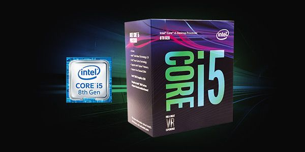 Processador Intel I5-8400