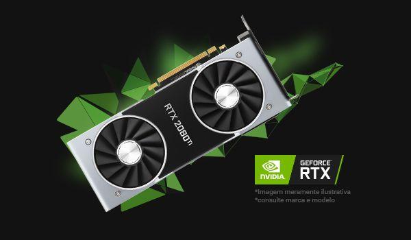 GEFORCE RTX 2080 Ti - gráficos reinventados