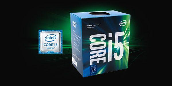 Processador Intel I5 7400