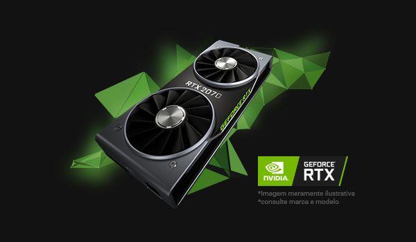 GEFORCE RTX 2070 - gráficos reinventados