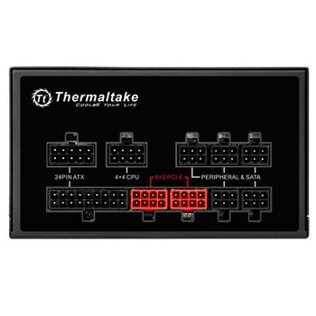 Fonte Thermaltake 750W 80 Plus Bronze - SPR-0750F-R