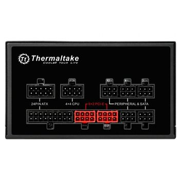 Fonte Thermaltake 850W 80 Plus Bronze - PS-SPR-0850FPCBUS-R