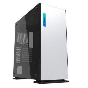 GABINETE GAMEMAX RGB VEGA WHITE - 3 FAN-RGB-21-LED - LATERAL VIDRO FULL WINDOW (2291)