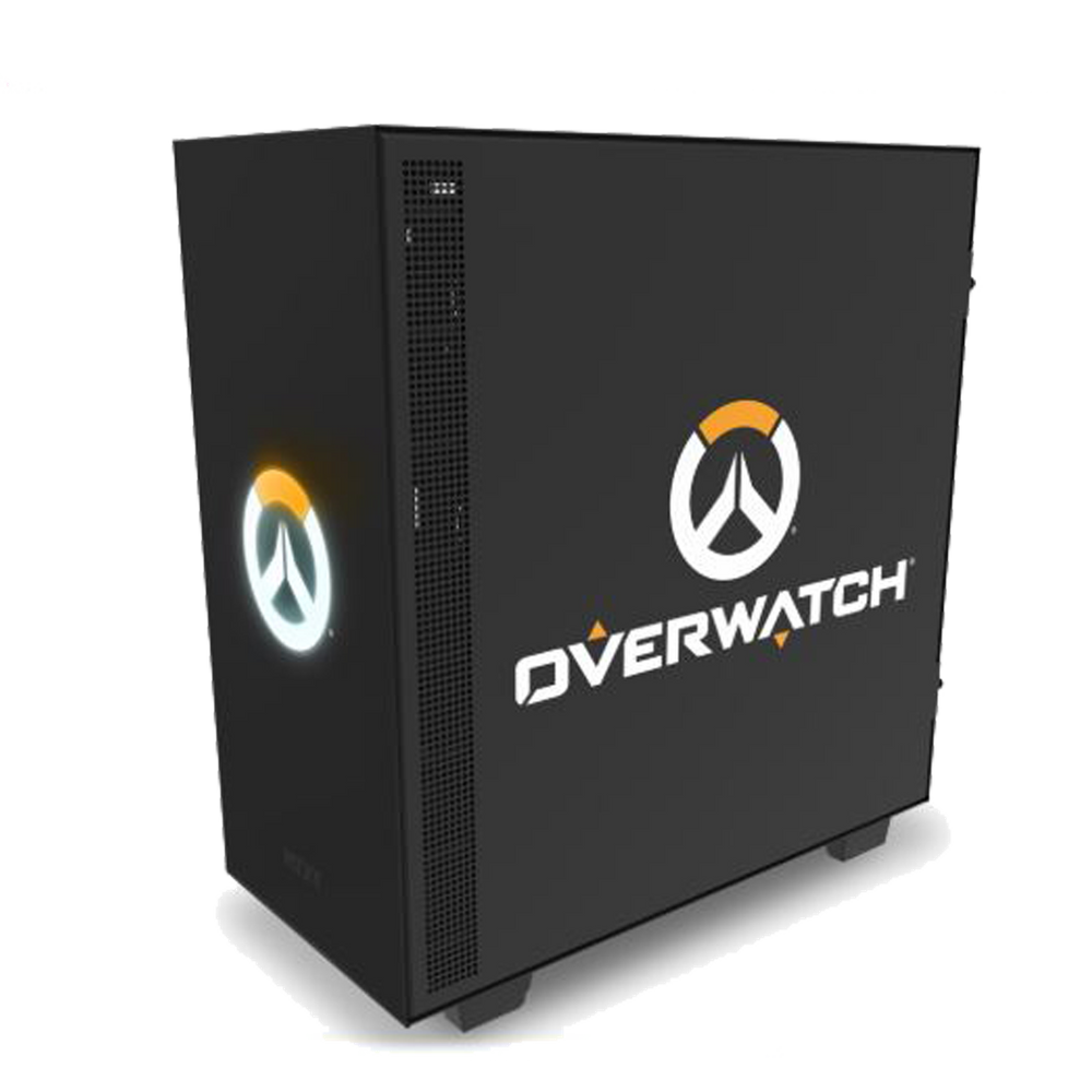 Gabinete H500 OVERWATCH ATX MID TOWER