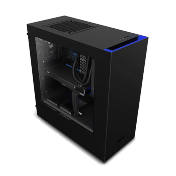 GABINETE NZXT S340 BLUE EDITION CA-S340MB-GB