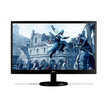 MONITOR AOC 23.6 POL. LED WIDESCREEN PRETO, M2470SWD2