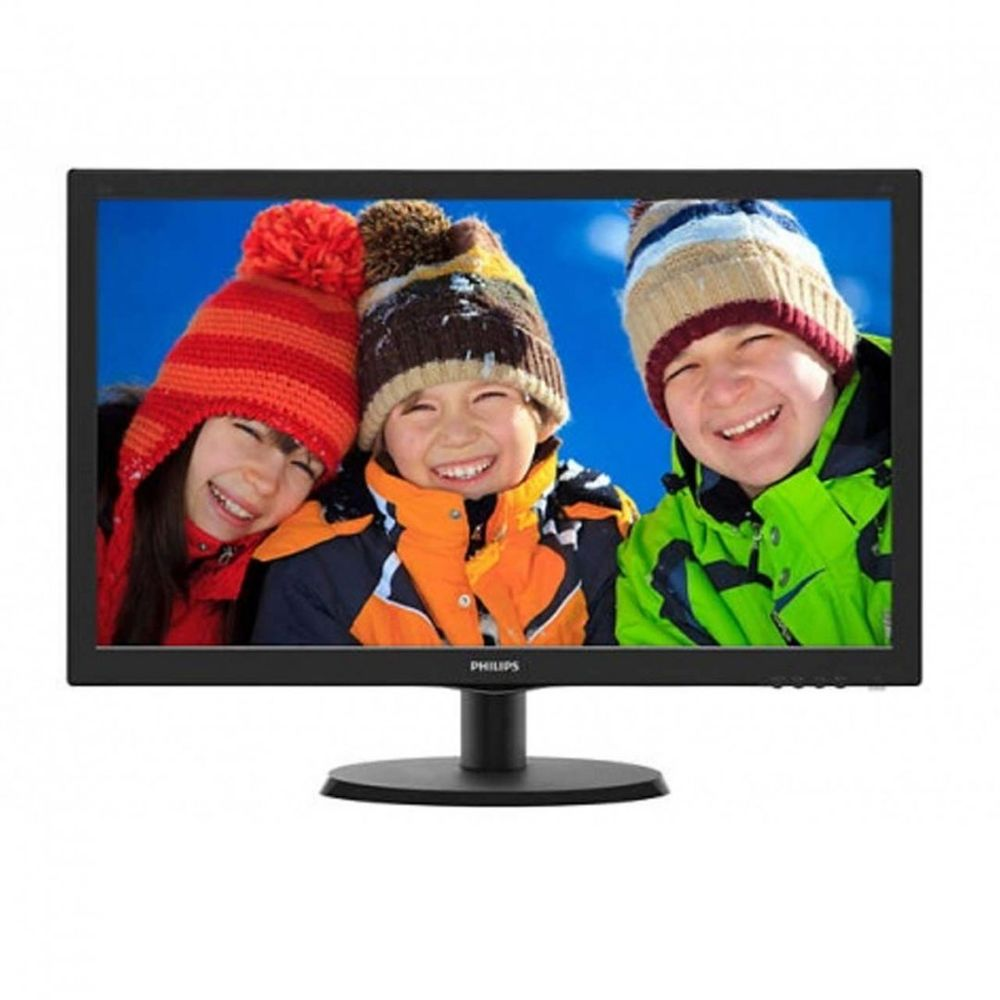 Monitor Philips LED 21,5´ Full HD - 223V5LHSB2