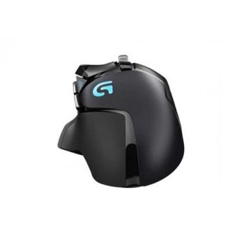 MOUSE GAMER LOGITECH G502 PROTEUS SPECTRUM LED RGB USB PRETO, 910-004616