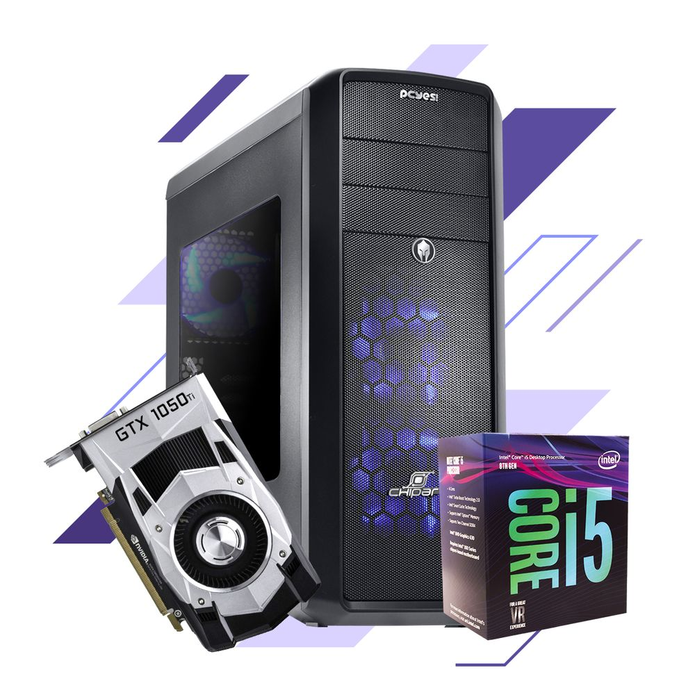 PC GAMER INTENSO LEVEL TWO